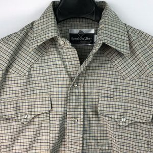 Ranch and Town by Panhandle Slim Pearl Snap Shirt
